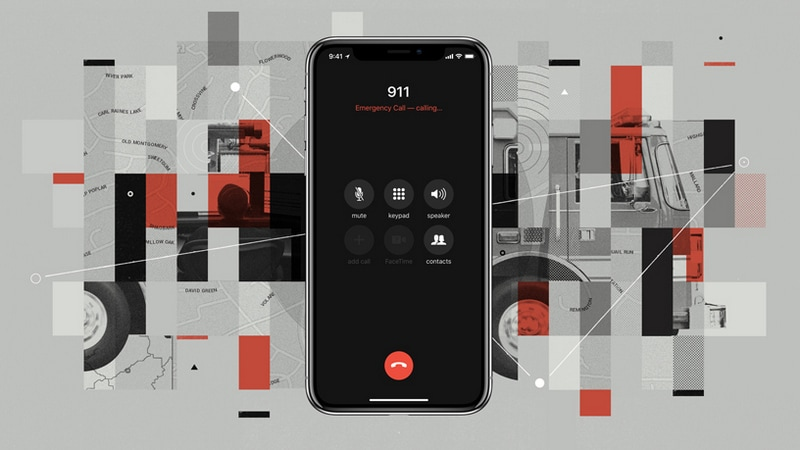 Apple will automatically share your location when you call 911