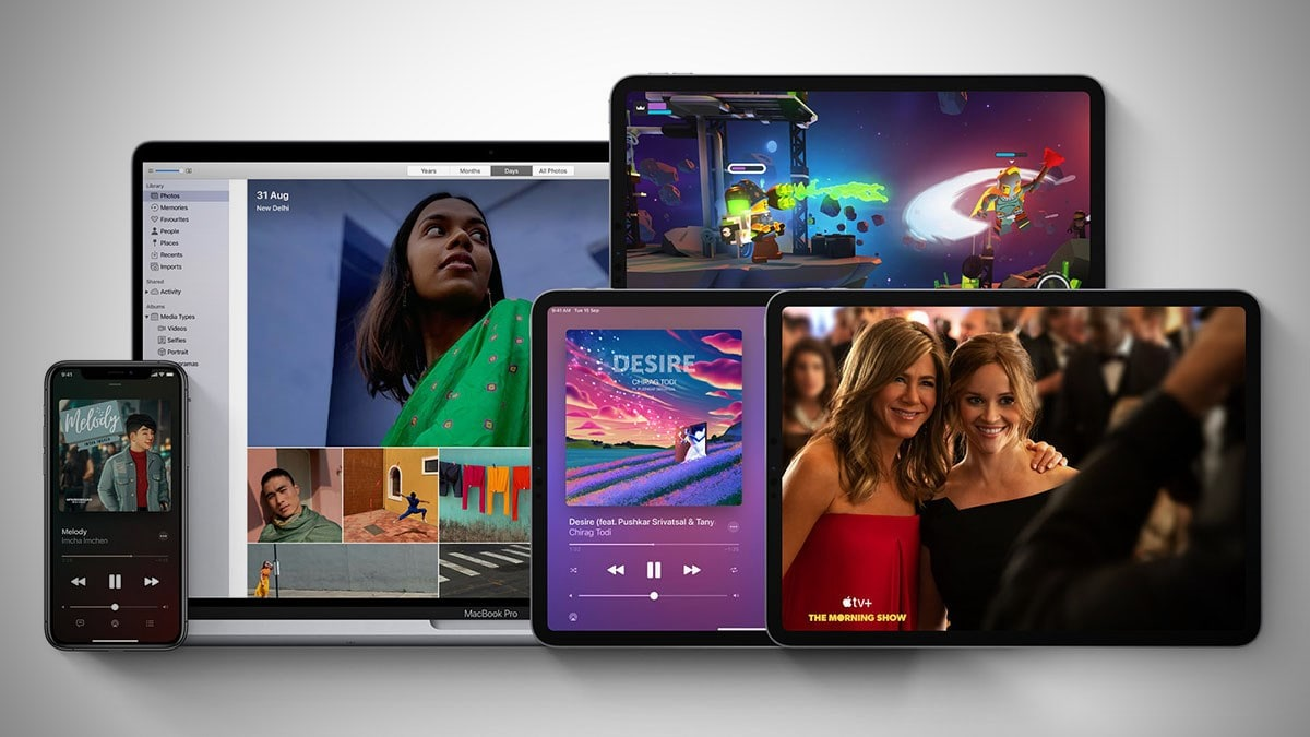 Apple One subscription bundles launch on October 30