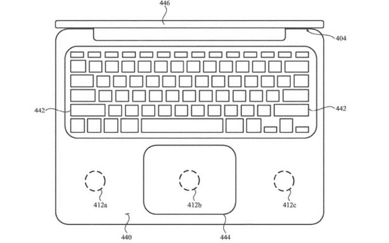 apple patent uspto Apple