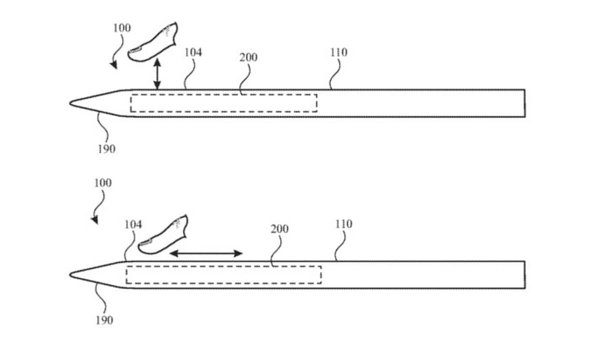 Apple Pencil Next-Gen Variant May Bring Advanced Gesture Support, Patent Tips