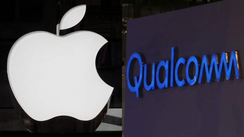 Apple, Qualcomm Settle Royalty, Patent Dispute Over iPhone Chips