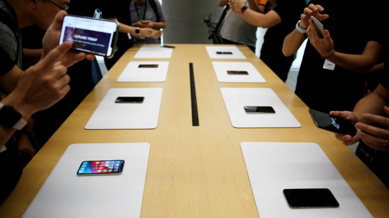 iPhone Demand Worries Send Ripples Through Global Markets