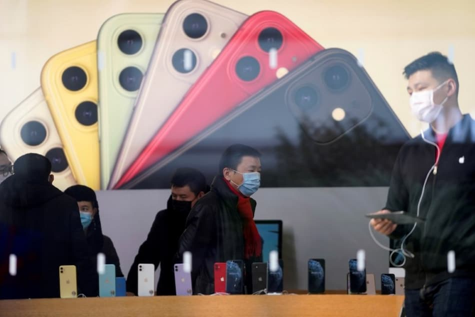 Apple Limits Online iPhone Purchases to Two per Person Amid Coronavirus