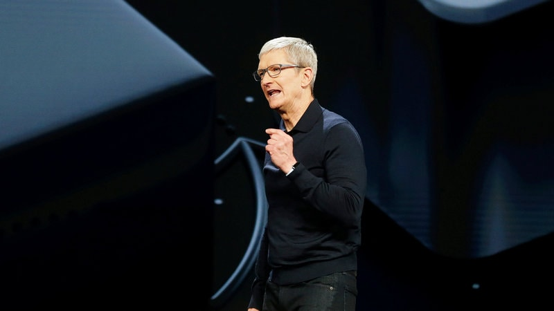 Trump Told Apple CEO iPhones Will Be Spared From China Tariffs: Report