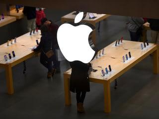 US Says Accused Apple Secrets Thief Had Patriot Missile File