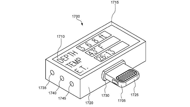 apple sealed device uspto apple