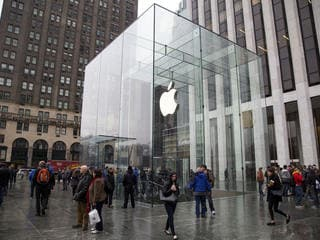 Apple Said to Prep Push in India With Short List for First Retail Store