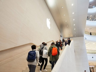 Apple Opens New Stores in China, Germany, and the US