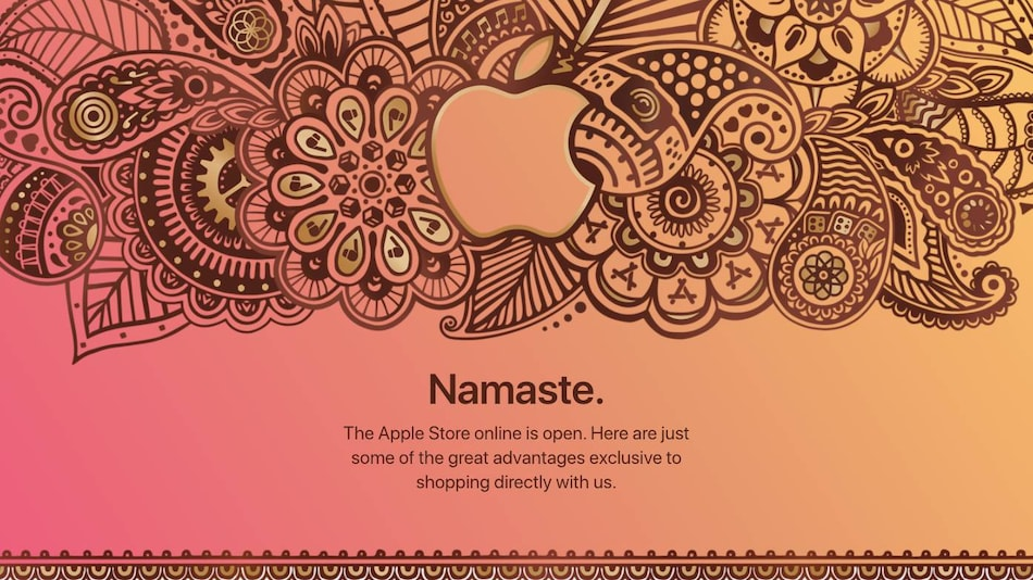 Apple Store Online Launched in India With Direct Customer Support, Trade-Ins, and More