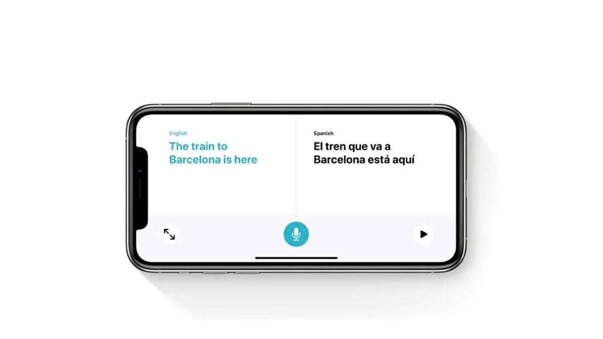 Apple Brings New Translate App That Supports 11 Languages, Works Offline