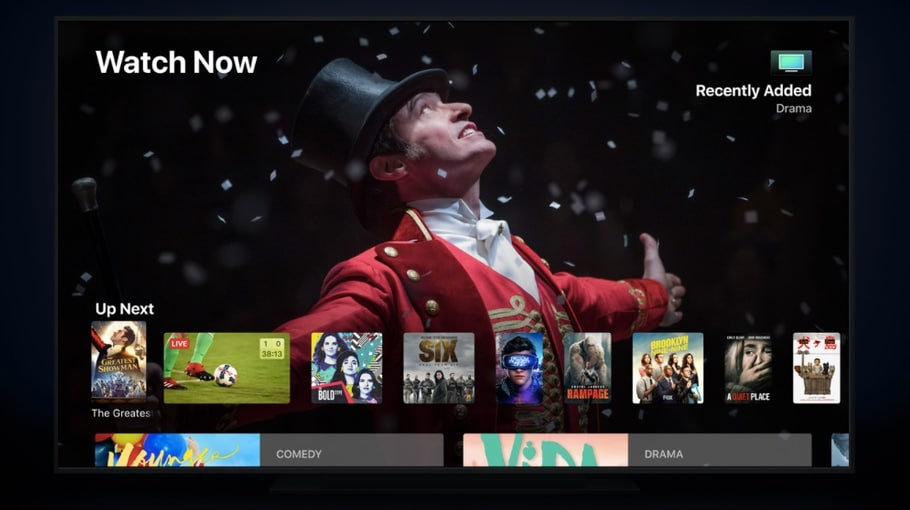 apple tv 4K website Apple TV 4K