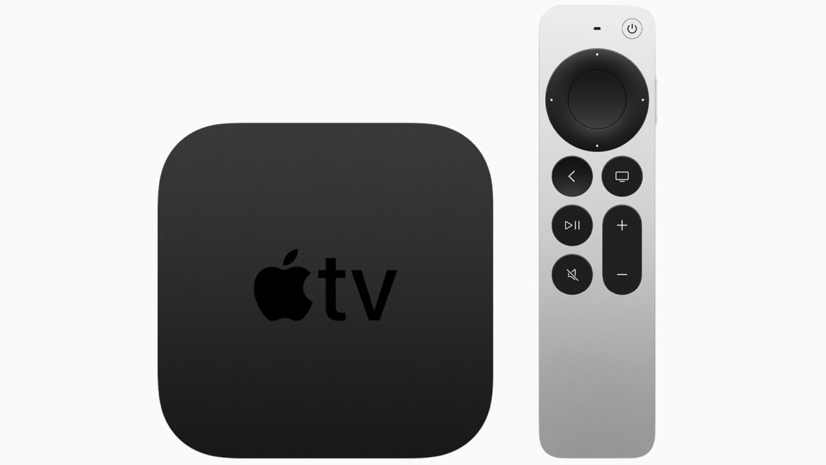 apple tv 4k a12 bionic apple