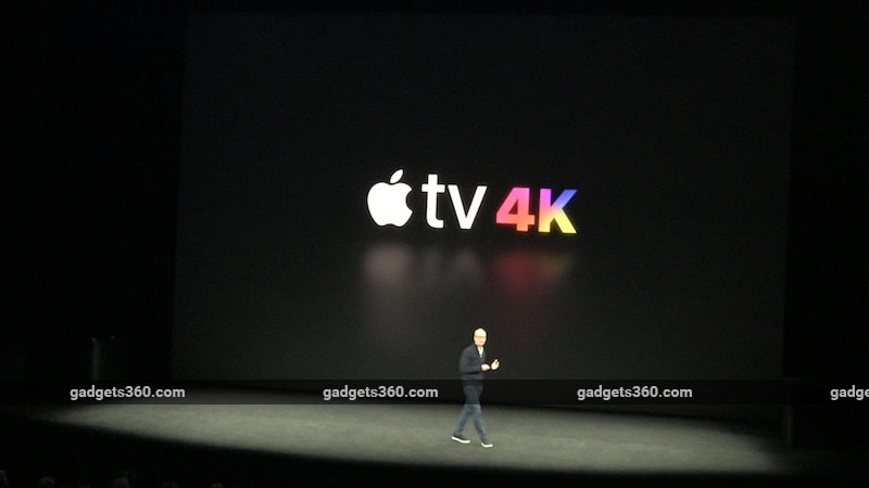 Apple TV 4K With HDR Support Launched, Powered by Apple A10X Fusion SoC