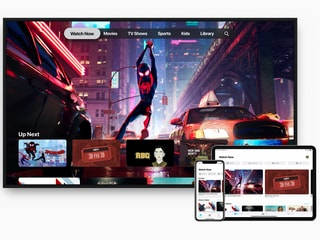 Apple TV App Revamped Ahead of Company's Streaming Service Launch