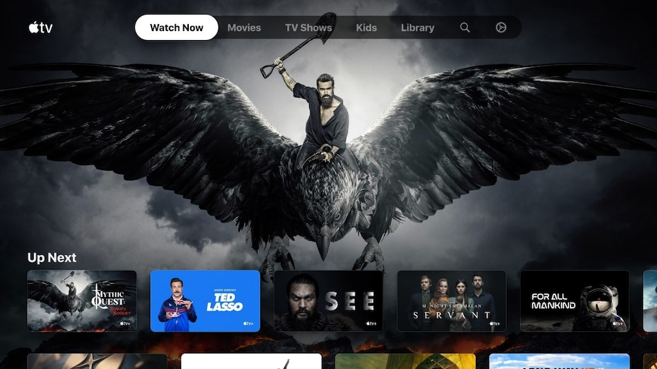 Apple TV App Out on Xbox Series S/X, Xbox One on November 10