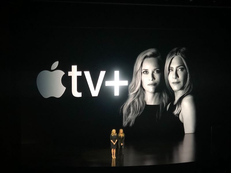 Apple TV+ Is Apple's New Video Streaming Service to Rival Netflix