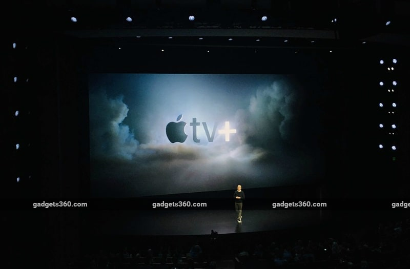 Apple TV+ Stresses on 'Great Storytellers' to Make Up for Other Absences