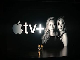 Apple TV+ Is Apple's Netflix Rival, Coming to India Later This Fall