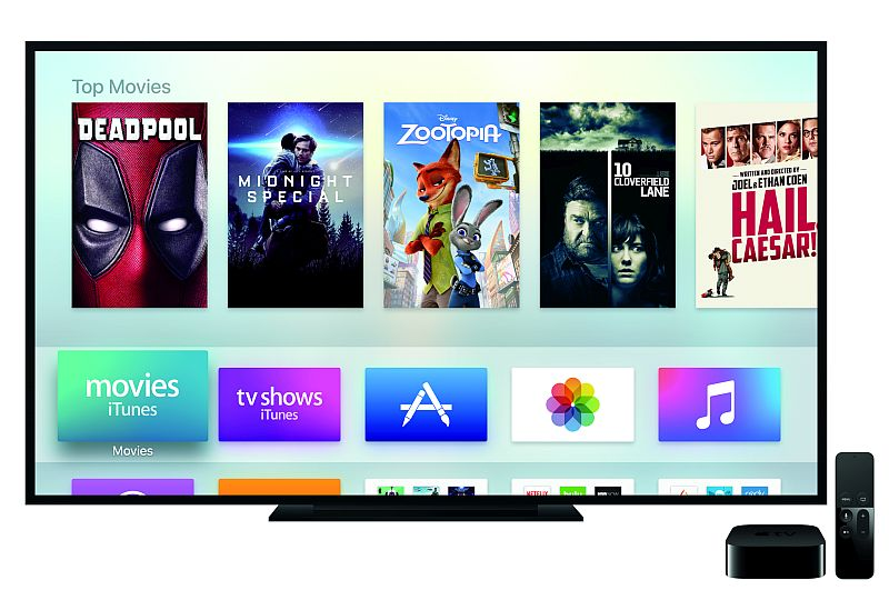 Apple TV 4K Leak Tips A10 Processor, 3GB RAM Ahead of Today's Launch