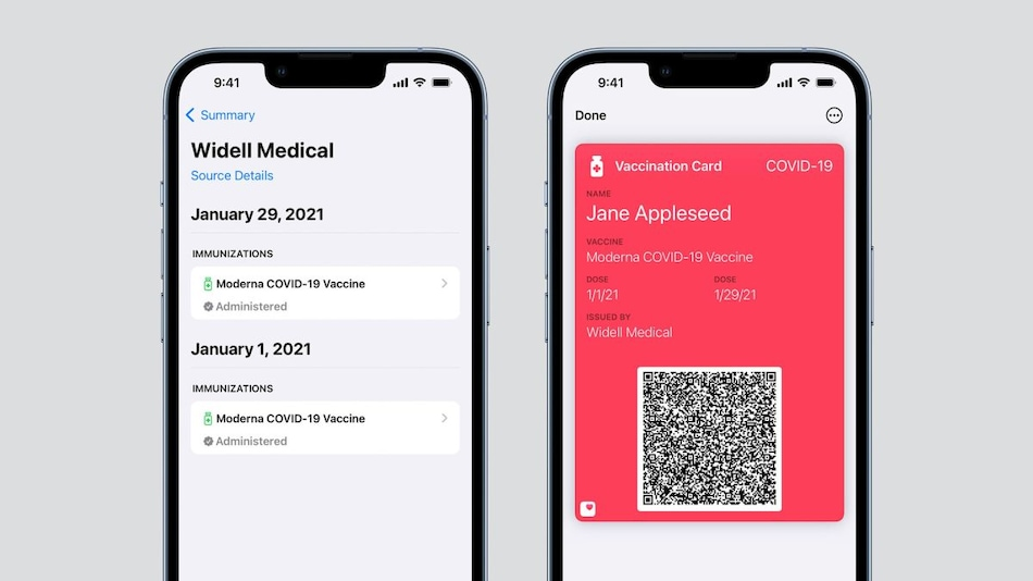 Apple Users Can Now Add COVID-19 Vaccination Status Card to Wallet With Latest iOS 15 Update
