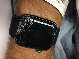 Apple Watch Credited for Saving Biker's Life After It Detected a Fall, Called Emergency Services