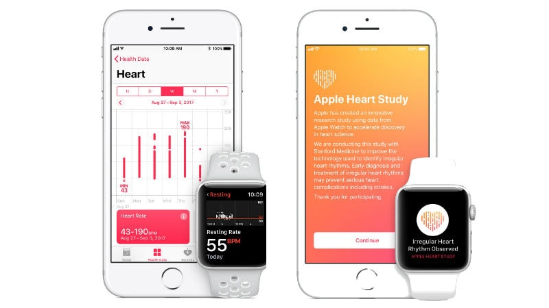 Apple Watch Heart Rate Monitor Alert Saves Teen's Life