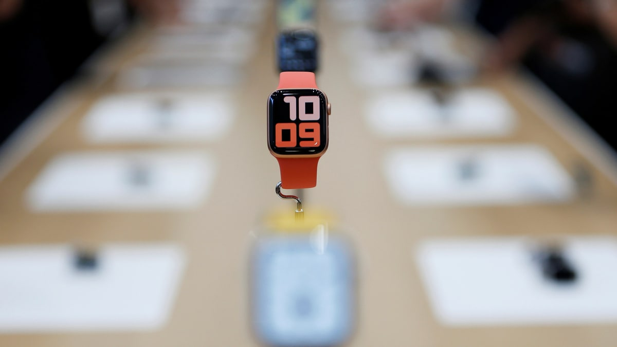 apple watch reuters full Apple