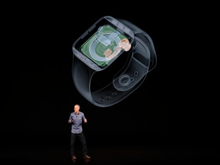New Apple Watch Could Take Bite Out of Swiss Market