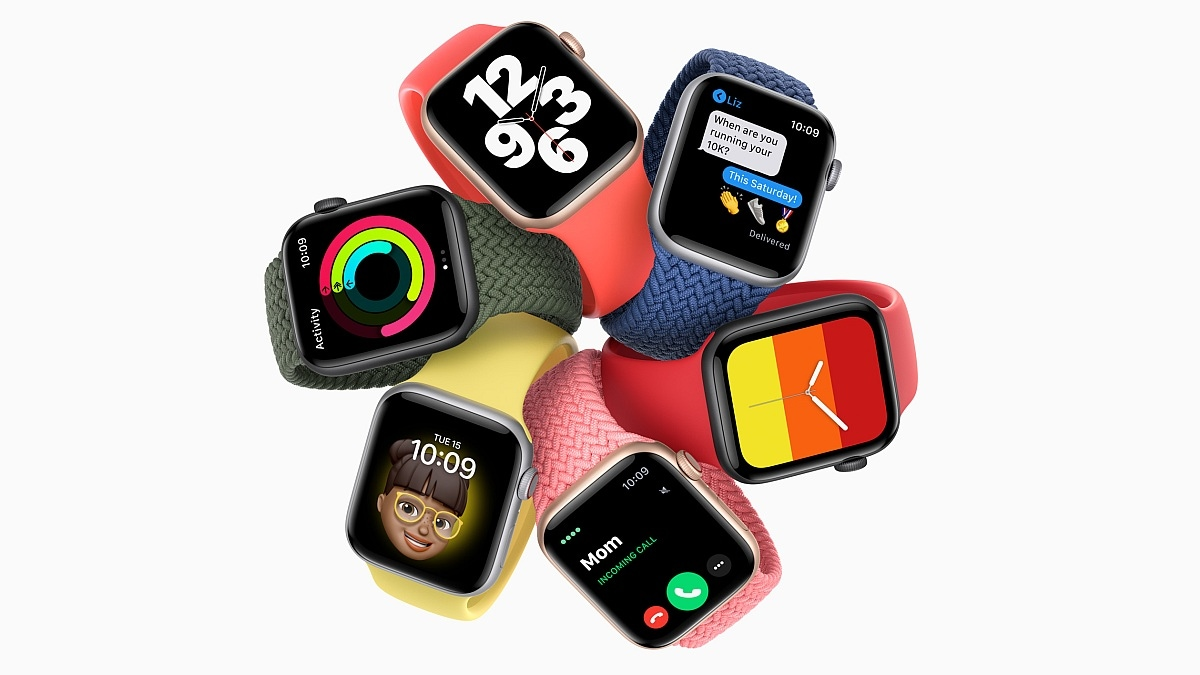 apple watch se colours apple