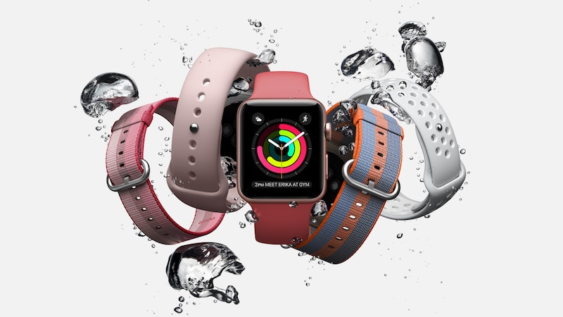 apple watch series 2 bands water Apple Watch Series 2