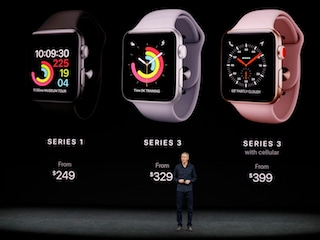 Apple Watch Series 3 Fixes the Worst Thing About the Old One