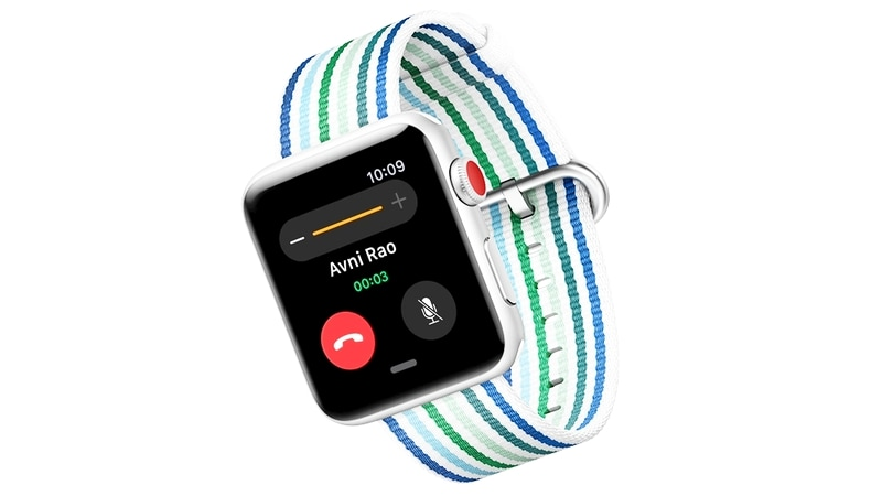854db84b287 Apple Watch Series 3 Cellular Variant Price in India to Start at Rs ...