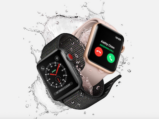 Apple Watch Series 3 Connectivity Issues Fixed with watchOS 4.0.1 Update
