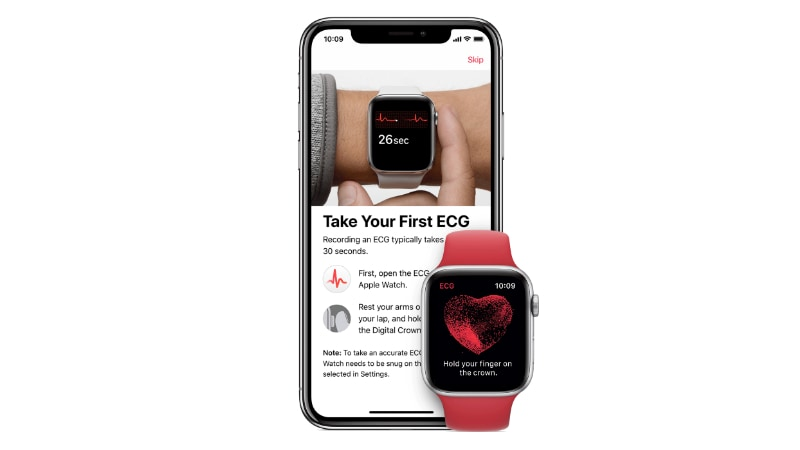 watchOS 5.2 Update Released With ECG App, Irregular Heart Rhythm Notification Feature for New Markets, Brings AirPods 2 Support