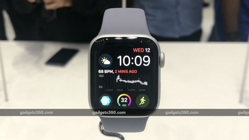 Apple Watch Series 4 ECG Feature Region Limitation Only Software-Based: Report