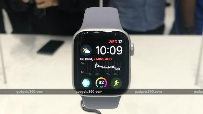 Apple Watch Series 4 की भारत में यह होगी कीमत