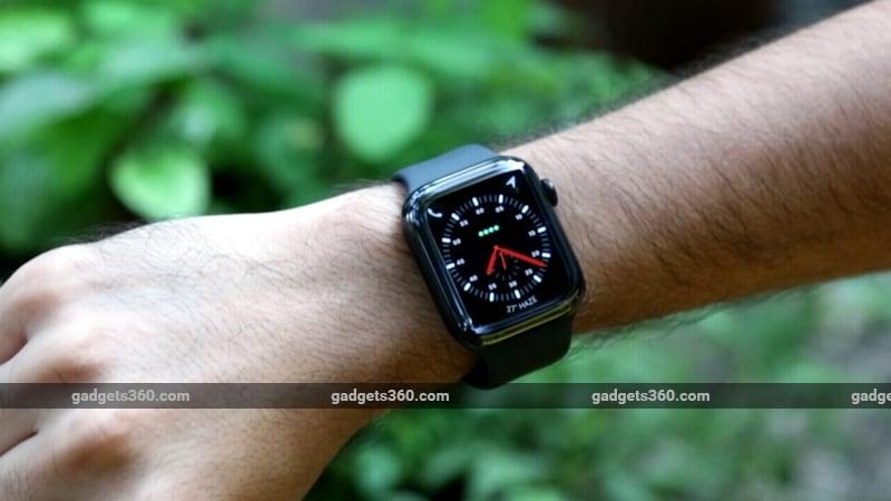 apple watch series 4 lte gadgets 360 Apple Watch Series 4
