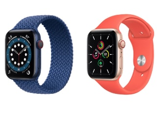 Apple Watch Series 6 vs Apple Watch SE: Price in India, Features Compared