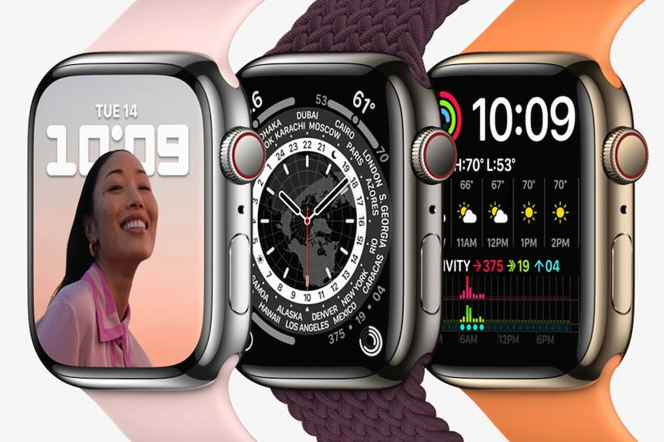 Apple Watch Series 7 With Largest-Ever Display, IP6X Dust-Resistant Design Launched