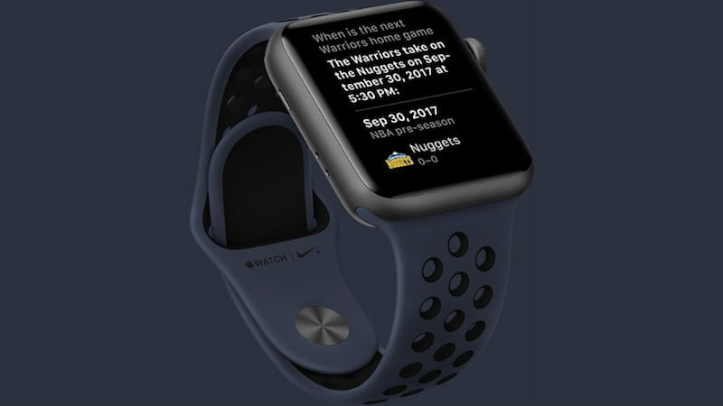 apple watch siri support apple watch