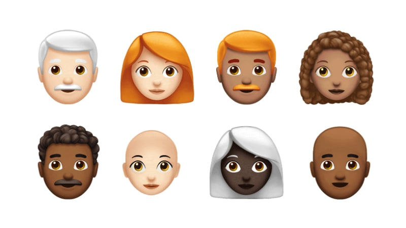 Apple puts a new emoji face on its executive team