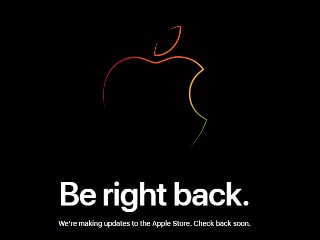 Apple Store Goes Down Ahead of iPhone 11 Series Launch Today