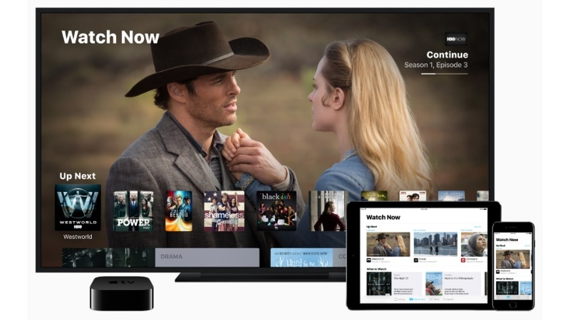 Apple Announces Unified 'TV' App for Apple TV, iPad, iPhone