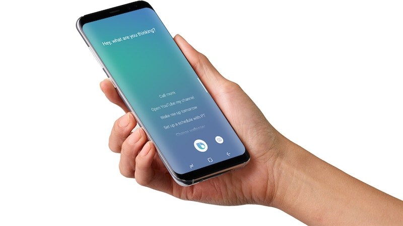 Samsung Galaxy S8's Dedicated Bixby Button Can No Longer Be Easily Reconfigured After Update