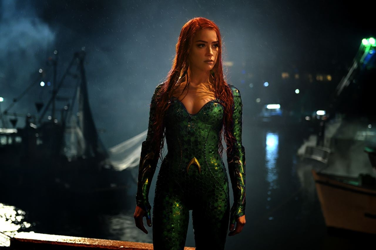 aquaman mera Aquaman