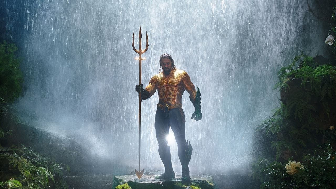 Aquaman's New Trailer Is More of the Same as Before