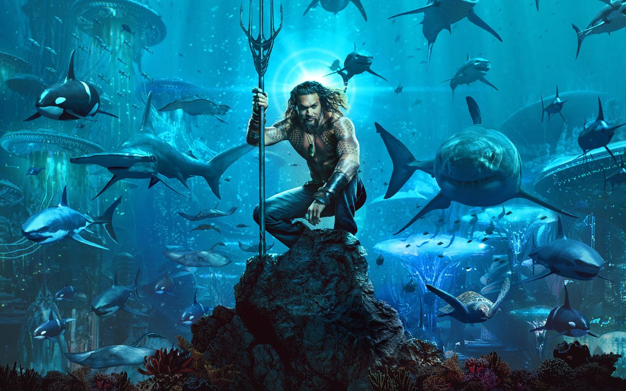 Aquaman Is Now the Highest-Grossing DC Universe Film of All-Time