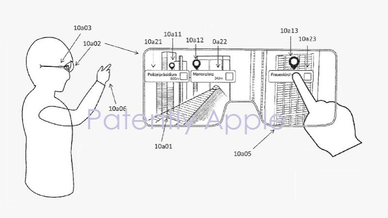 Apple's Anticipated AR Glasses Work in Tandem With the iPhone, Patent Hints