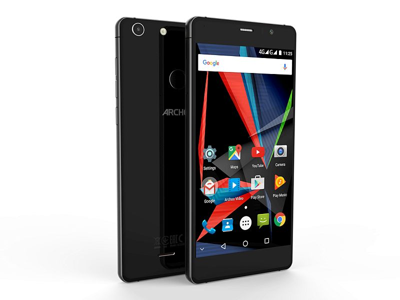 Archos 55 Diamond Selfie With Snapdragon 430 SoC, 4GB of RAM Launched