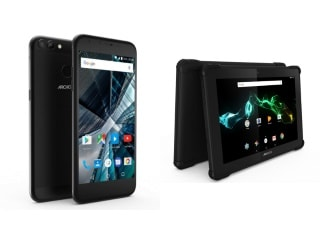 Archos 55 Graphite, 50 Graphite Smartphones, 101 Saphir Tablet Unveiled Ahead of MWC 2017